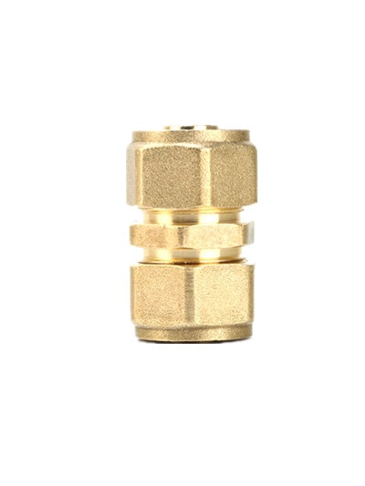 Reusable Brass Straight Connector 1216 x 1216