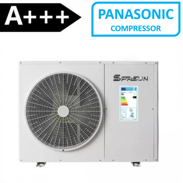 CGK030 Air-to-water Heat Pump (with promotional price)