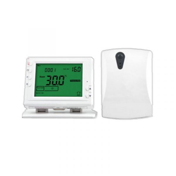 Programmable Wireless Thermostat